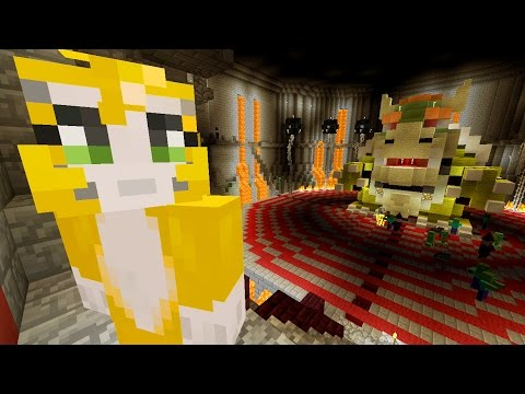 Minecraft Xbox - Mario 64 - Big Boss Battles {4}