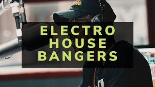 Dj Puffy - Electro House Bangers Mix