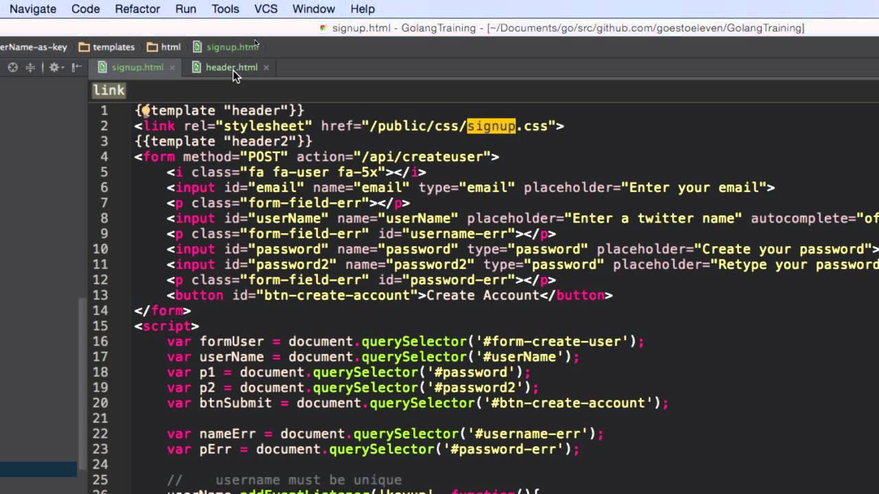 Learn go programming language somerset