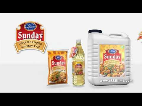Sunday Refined Sunflower Oil