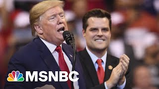 NYT: Matt Gaetz Said To Have Sought Blanket Pardon | All In | MSNBC