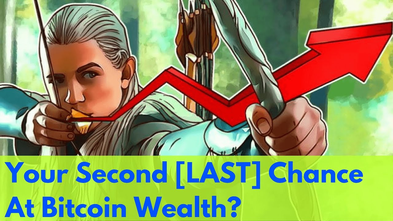 Your Second Chance At Bitcoin Wealth? [TRUTH REVEALED] - YouTube