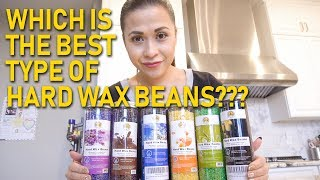 WHICH HARD WAX BEANS IS BEST FOR YOU? | HOW TO USE HARD WAX BEANS