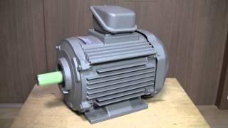 汎用VVVFインバーターでかご形三相誘導電動機を駆動してみる. その4