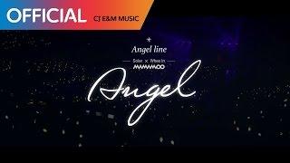 [3.34 MB] 마마무 (MAMAMOO) - Angel (솔라 Solar & 휘인 Whee In) MV