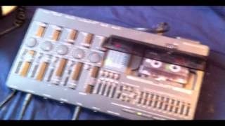 I Get A MultiTrack Recorder in 1991 and Do Bizarre Things With It