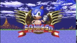 "Game ""Shadow Master"":Sonic CD(Japan version)"