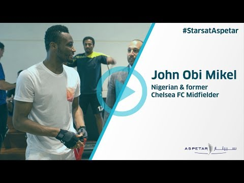 Interview with John Obi Mikel