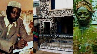 HISTORY ABOUT A LATE ICON AYINLA OMOWURA EGUNMAJASI OF EGBA LAND