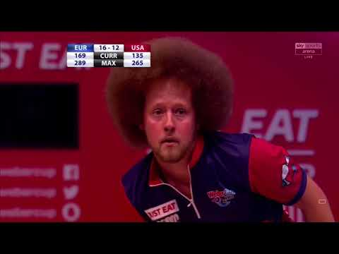 Weber Cup 2017 - Day 3 - Match 8 [Barrett vs. Troup]