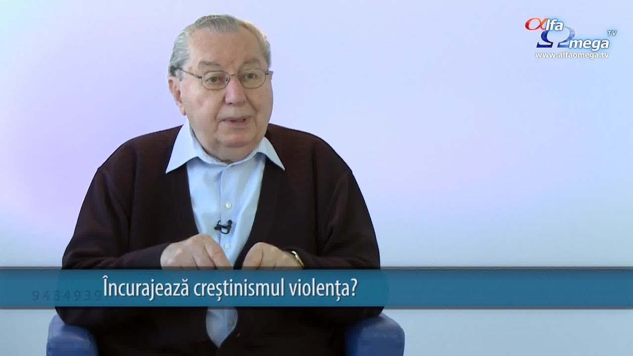 Incurajeaza crestinismul violenta?