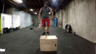 Box Jump - How To Demonstration