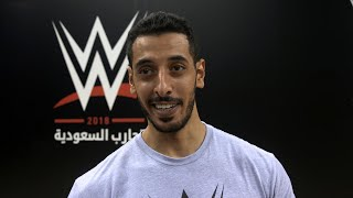 Tryout participants react to receiving huge opportunity in Saudi Arabia