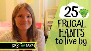 25 Habits of Frugal People