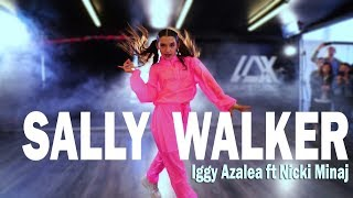 Iggy Azalea - Sally Walker Ft Nicki Minaj  | Street Dance | Sabrina Lonis Choreography