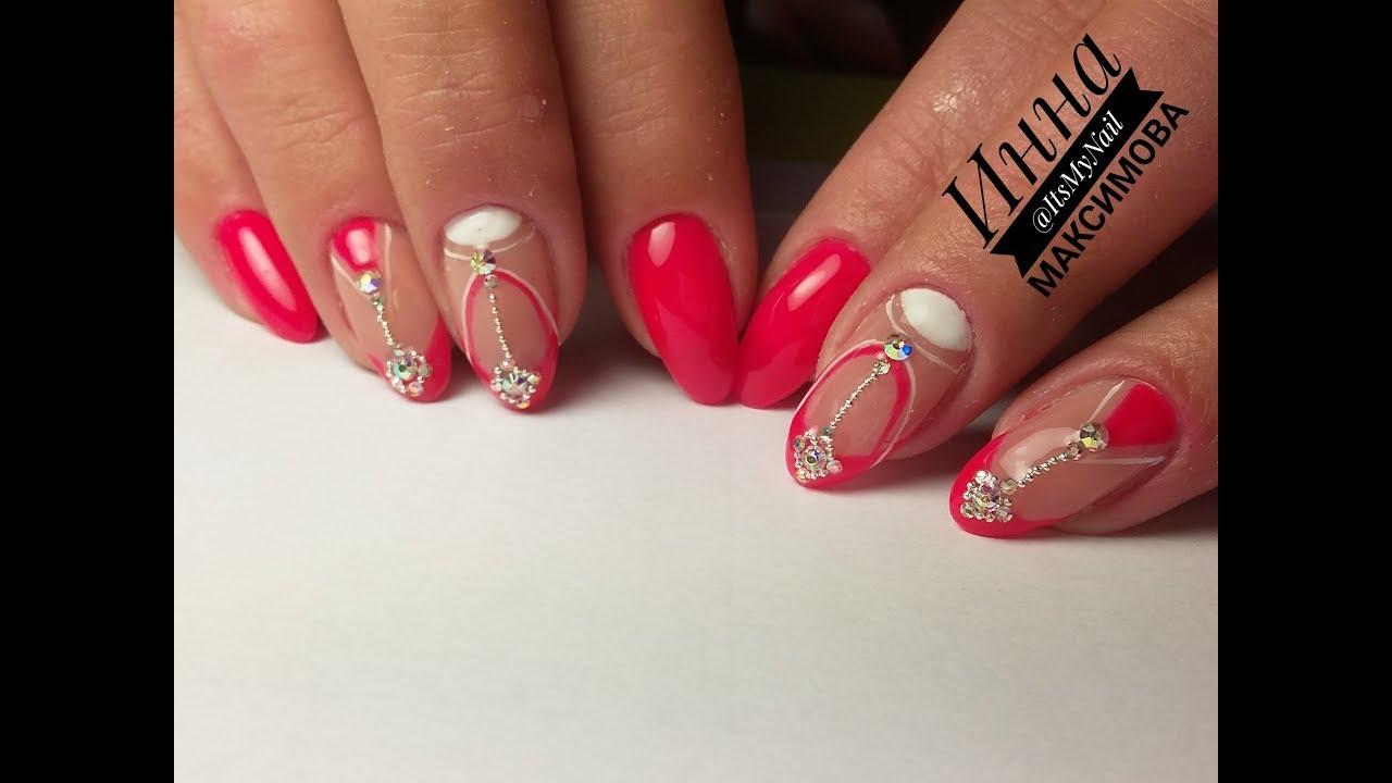 💖 ЯРКИЙ летний МОДНЫЙ СТИЛЬНЫЙ дизайн ногтей 💖 PATRISA NAIL 💖 ПРОСТОЙ  дизайн ногтей со СТРАЗАМИ