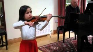 ABRSM Grade 3 Violin exam pieces 2012-15 B:2 Franz Schubert : Ständchen