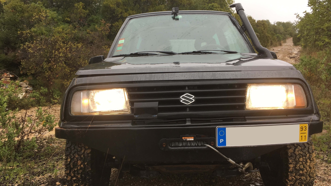 Suzuki Vitara Cabrio 93