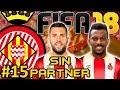 FIFA 18 Girona CF Modo Carrera #15 | VIDA O MUERTE VS BARCELONA | SIN PARTNER