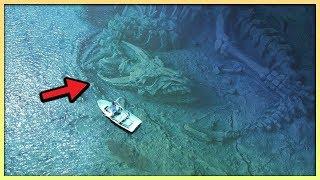 PRZERAŻAJĄCE RZECZY znalezione pod wodą!