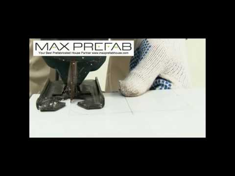 Max Prefab Flat Pack Container House Installation-combined