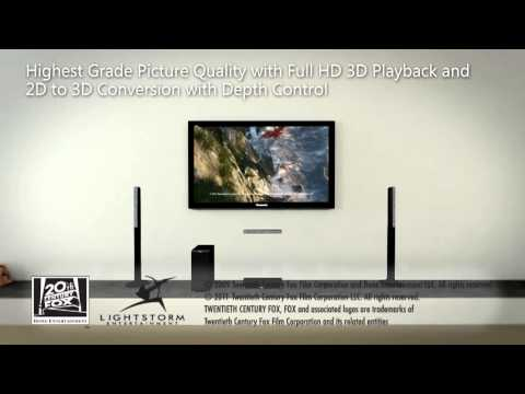 Panasonic SC-BTT775 3D Blu-ray Home Cinema