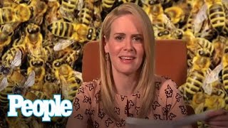 Is It Possible to Scare Sarah Paulson? | People