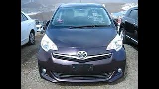 Toyota Ractis 2011 года(, 2013-05-08T13:04:57.000Z)