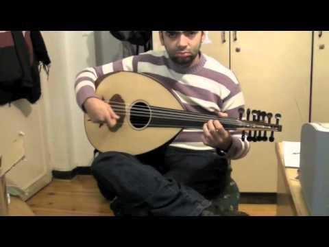 Amazing Oud! A New Improv by Mustafa Said