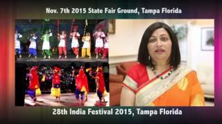 28th India Festival 2015 Tampa Florida