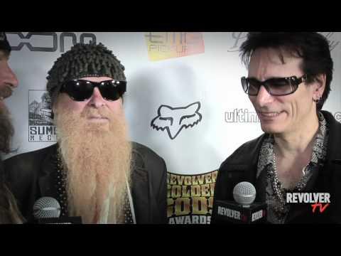 Zakk Wylde Interviews Guitar Legends Steve Vai & Billy Gibbons