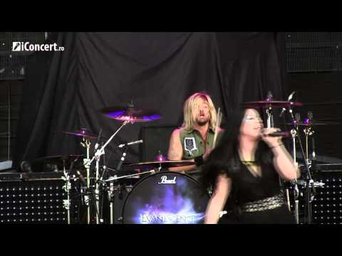 Evanescence - What You Want - LIVE HD - IConcert.ro