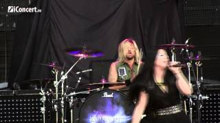 Evanescence - What You Want - http://www.iconcert.ro Rock the City ...