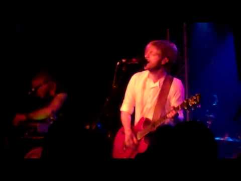 Delays - Nearer than Heaven, live at the Thekla, Bristol, 7 May 2014