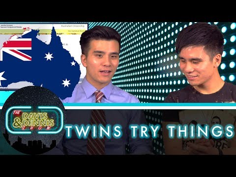 Twins Try the Australian Citizenship Test