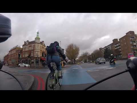 Cycle Superhighway 2 (CS2) | Full Route (HD)