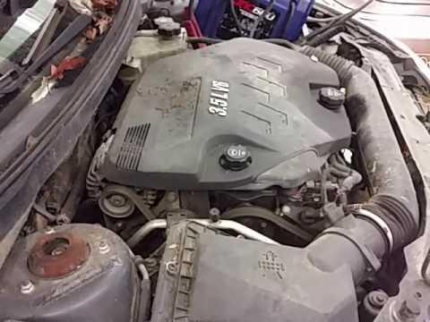 AK1584  2007 Pontiac G6 GT  35L Engine  YouTube
