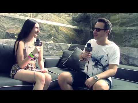 Santina Murin Interview with Sander van Doorn - Miami Music Week
