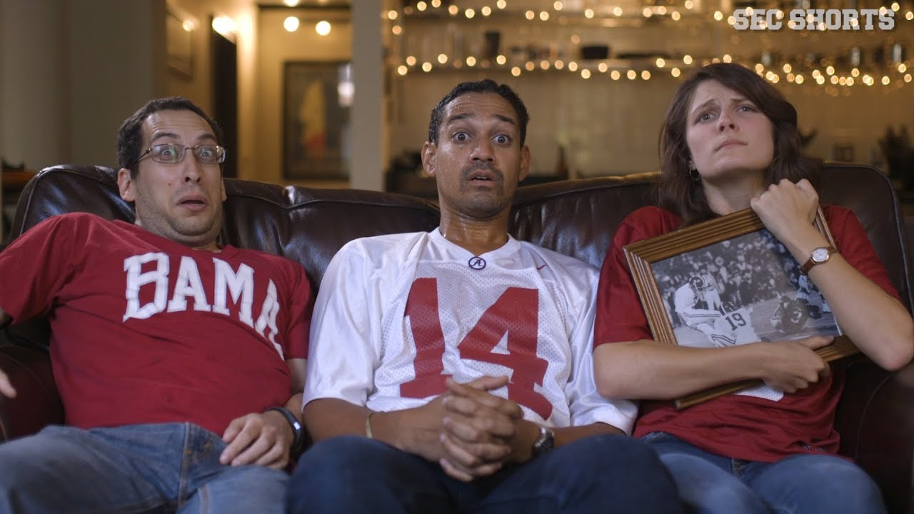 Image result for alabama fans watching tv