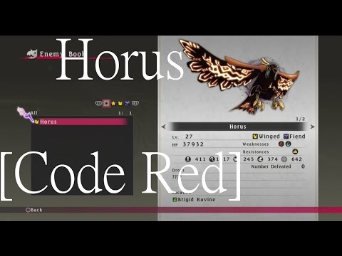 Tales of Berseria - Horus [Insane, Co-op] - YouTube