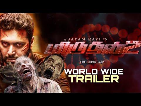 Download MIRUTHAN 2 official trailer  Jeyam ravi  D imman Shakthi soundar raja