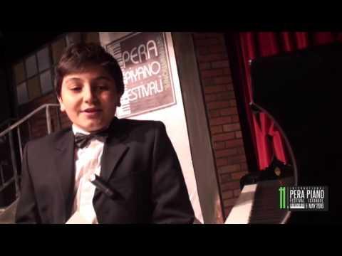 Pera 11. Uluslararası Piyano Festivali - Tanıtım Videosu