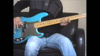 Iron Maiden - 22, Acacia Avenue Bass cover