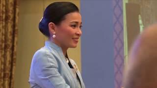 เผยพระสุรเสียงสุดไพเราะ ของ สมเด็จพระราชินีสุทิดา เสด็จฯทรงเปิดงานวันสตรีไทย