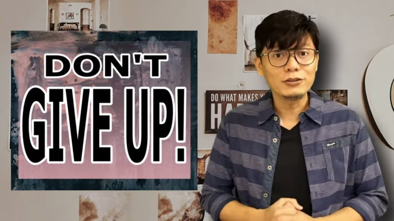 Download Don't Give Up! | Huwag Kang Sumuko | WOTG Word On The Go