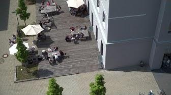 HAWK Gebäude Campus Hildesheim