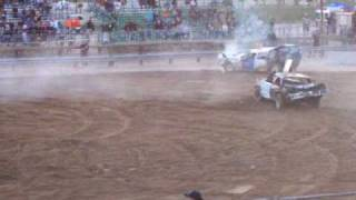 demolition derby avi resort casino 2009