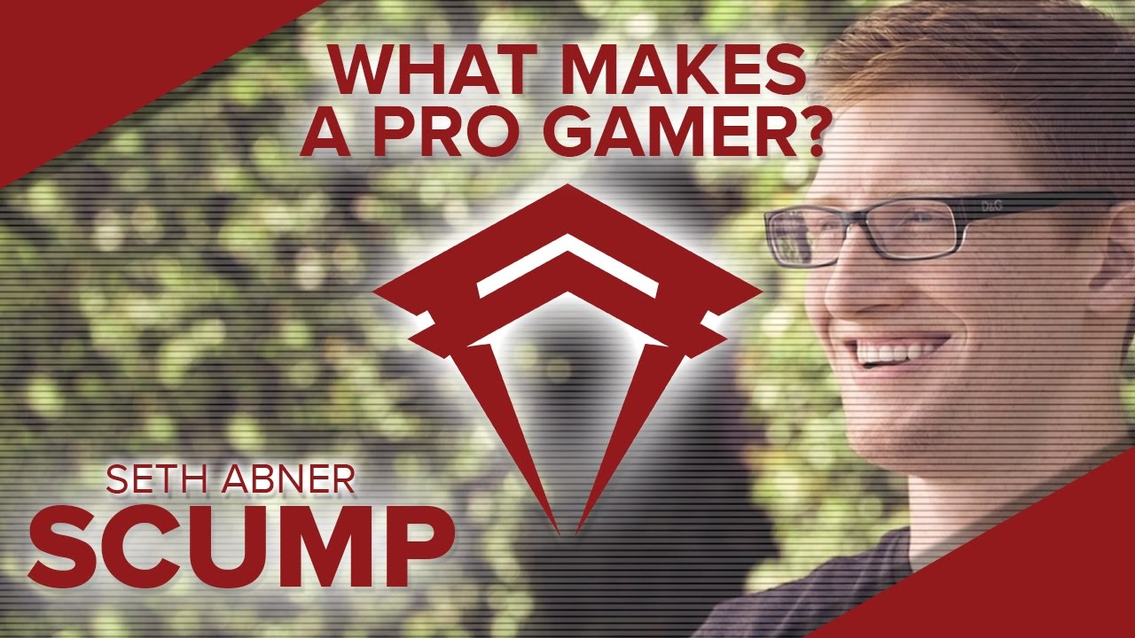 Optic Scump - What Makes a Pro Gamer?