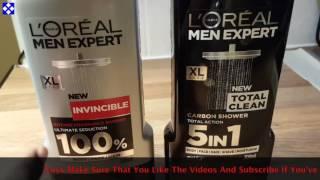 L' oréal Men Expert New Shower Gel Review