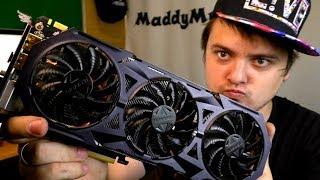 Купил GTX1070 за 1.000 рублей - обзор и тест